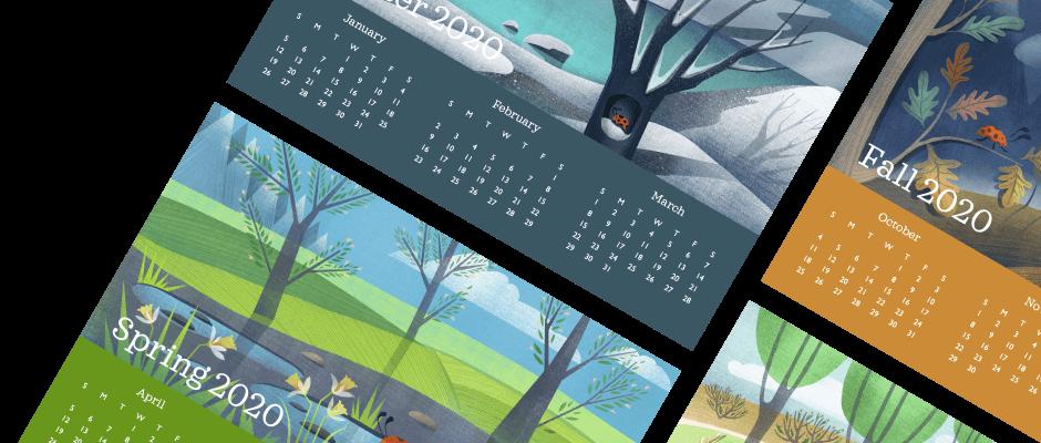 Powerpoint Calendar Template 2022.Calendar Templates
